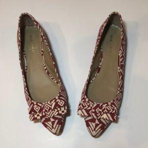 Sole Society Pointy Toe Flats
